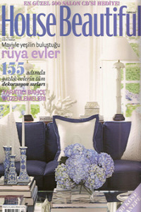house beatiful dergisi