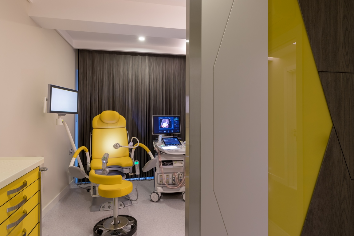 Rsg Interior Architecture  feray guvenal klinik