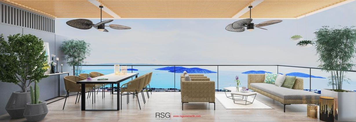 Rsg Interior Architecture  referans kartal panorada