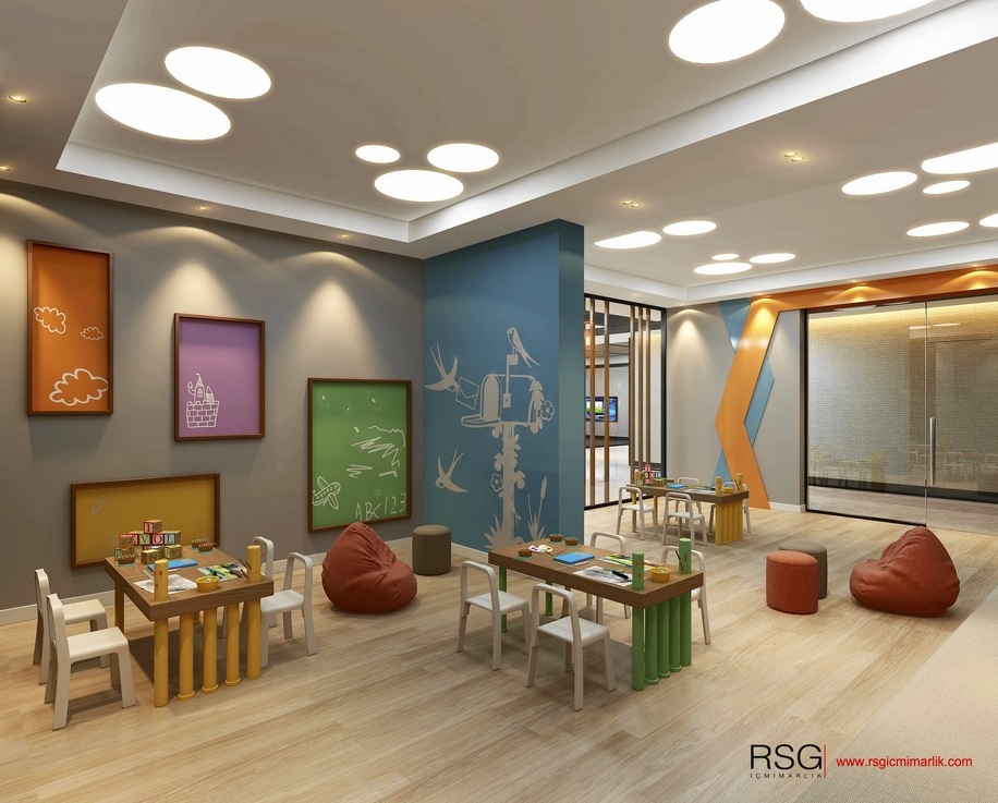 Rsg Interior Architecture  keles center airport